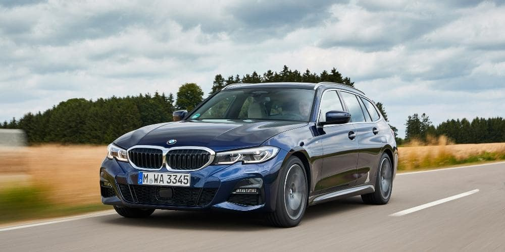 BMW zakelijk leasen 3 serie DutchLease