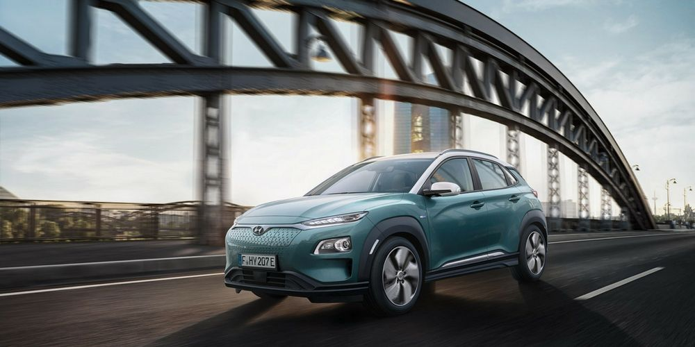 Hyundai Kona leasen DutchLease
