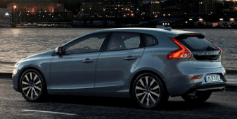 Zakelijk lease de Volvo V40 via DutchLease