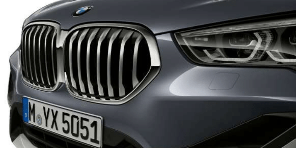BMW X2 nierdesign
