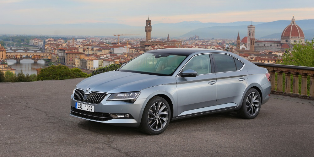 Operational Lease Skoda Superb