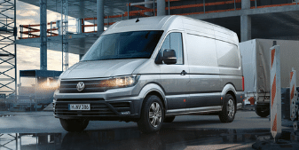 Volkswagen Crafter leasen bij DutchLease