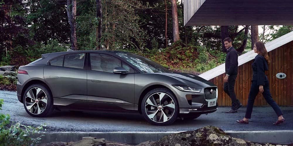 Jaguar I-Pace DL