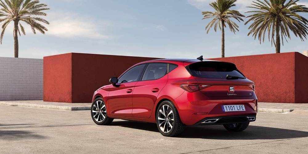 Seat Leon Dutchlease